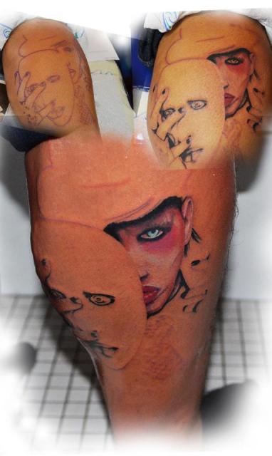 Marilyn Manson IN PROGRESS ....