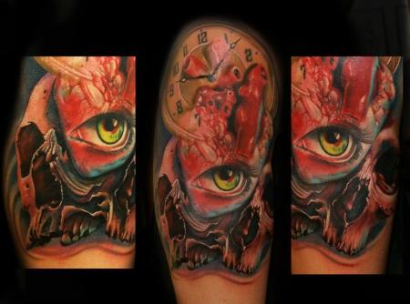 Tattoo halt