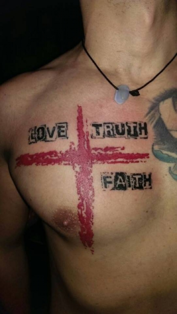 Love,Faith,Truth