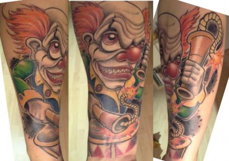 Irrer Clown