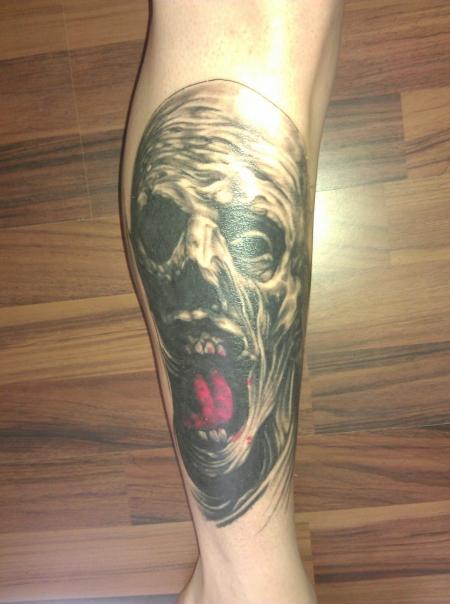 Projekt Zombie Bein (No. 2)