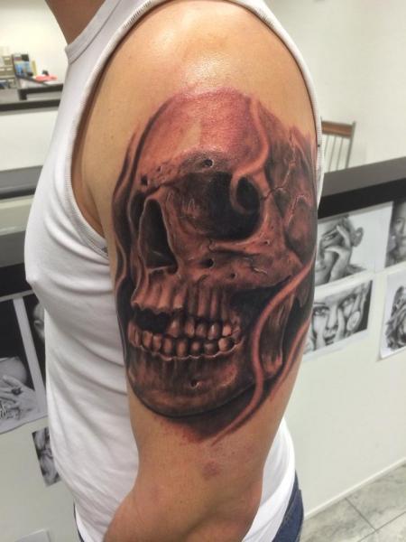 beste horror und tod tattoos tattoo lass deine tattoos bewerten. Black Bedroom Furniture Sets. Home Design Ideas