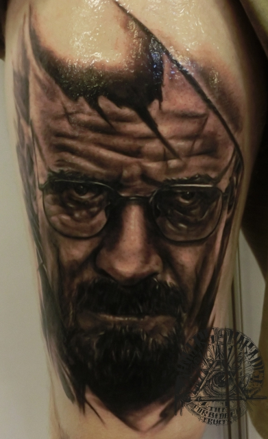 familie-Tattoo: Inkers Paradise: Raphael Kieserling