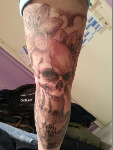 Toschi66: Oberarm Innenseite   Tattoos von Tattoo-Bewertung.de