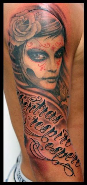 sugar-Tattoo: sugar head next