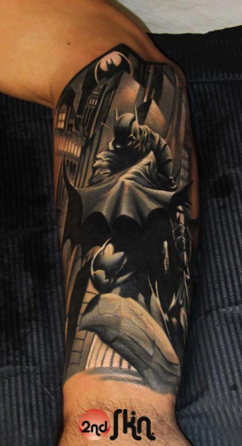 Batman - still in progress