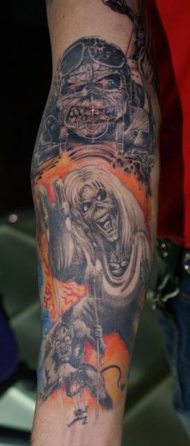 666 by Iron Maiden