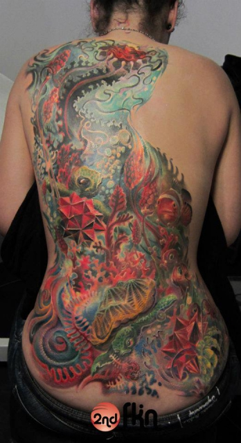 Cover Up by Deadi