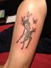 Bambi Oberschenkel