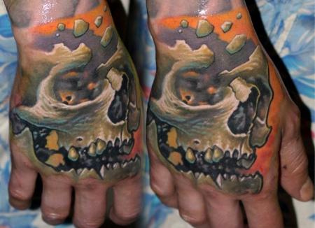 Open Skull