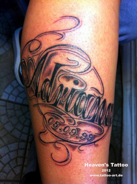 Tattoo Geburtstag