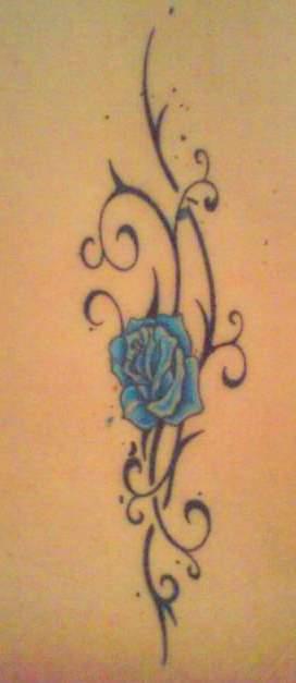 das Tattoo wollte ich schon immer...
