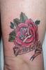 "Rose (Old School)  ""Je vis la vie"""
