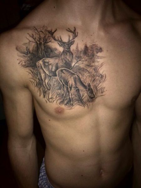 beste tier tattoos tattoo lass deine. Black Bedroom Furniture Sets. Home Design Ideas
