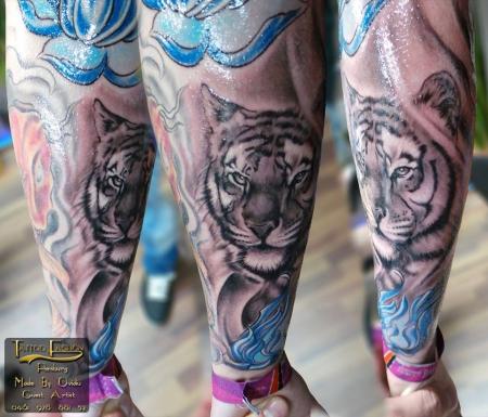 Tiger Tattoo !