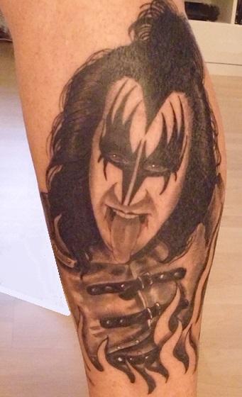 Gene Simmons von Kiss