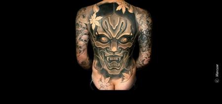 Tattoos by Marcuse @Smilin' Demons Tattoo Mannheim