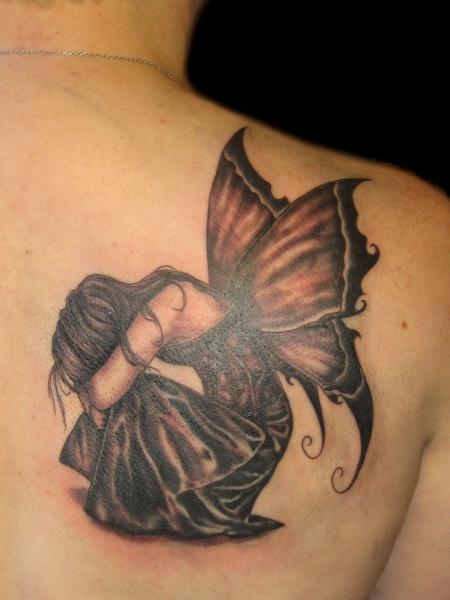 elfen-Tattoo: Elfe
