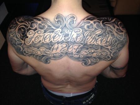 obstmann1 brust schulter r cken tattoos von tattoo. Black Bedroom Furniture Sets. Home Design Ideas