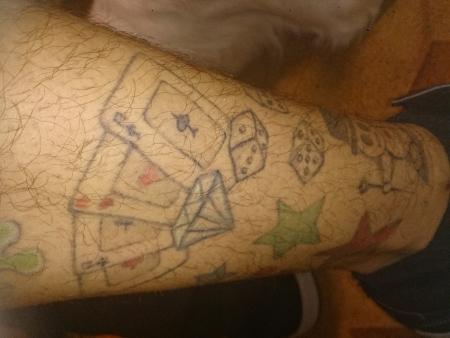 Tattoo Kartenspiel