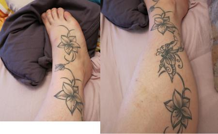 tattoos zum stichwort ranke tattoo lass deine tattoos bewerten. Black Bedroom Furniture Sets. Home Design Ideas