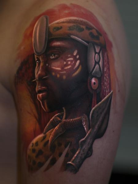 Warrior by SoFat