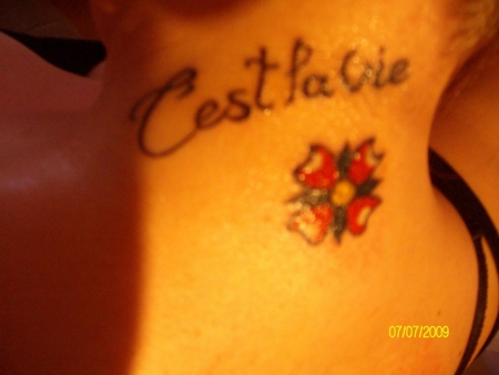 C'est la vie  (So ist das Leben)