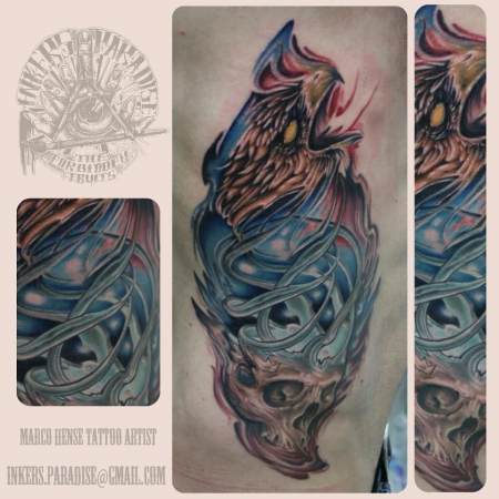 Inkers Paradise: Marco