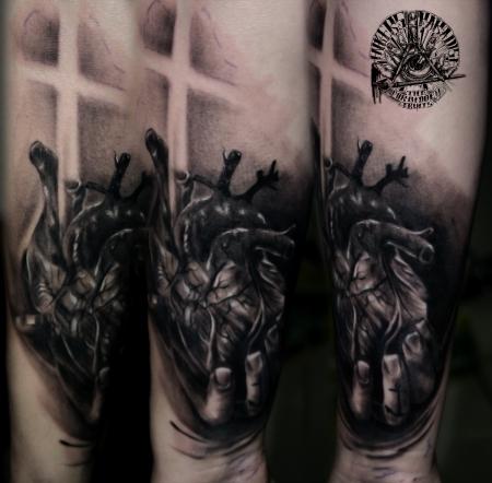 glaube liebe hoffnung-Tattoo: Glaube, Liebe Hoffnung Raphael Kieserling