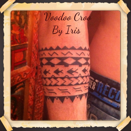 Samoa Tattoo, Polynesien tattoo,