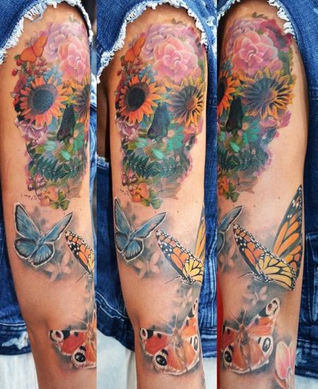 Godfathers Tattoo Nürnberg  By Nasko in Progress...