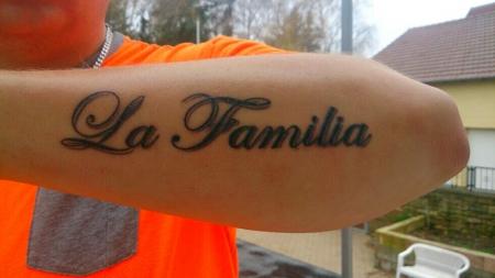 Gonzo6790 La Familia Tattoos Von Tattoo Bewertungde
