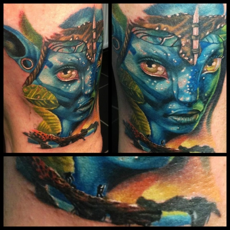 AVATAR  Sleeve Part 1