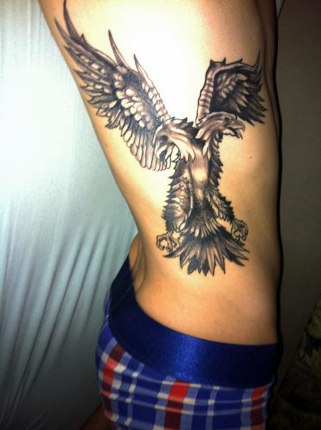 meti albanian eagle adler tattoos von tattoo. Black Bedroom Furniture Sets. Home Design Ideas