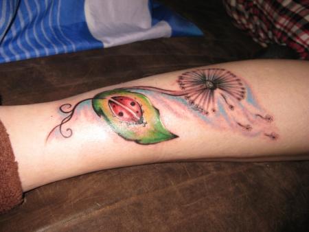 malgorzata870 pusteblume tattoos von tattoo. Black Bedroom Furniture Sets. Home Design Ideas