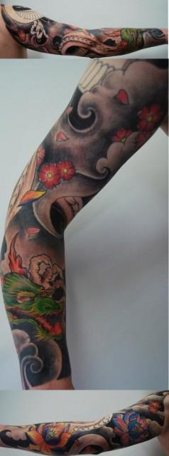 Handgelenk-Tattoo: Neu