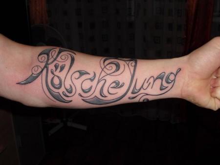 suchergebnisse f r 39 k ln 39 tattoos tattoo lass deine tattoos bewerten. Black Bedroom Furniture Sets. Home Design Ideas