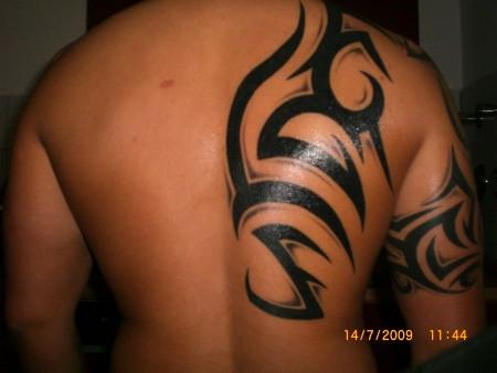 Rückentribal