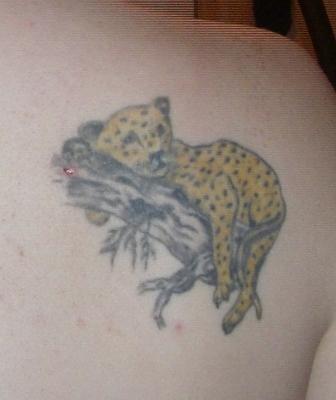Das war mein erstes Tattoo