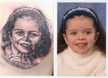 Tattoo und Original