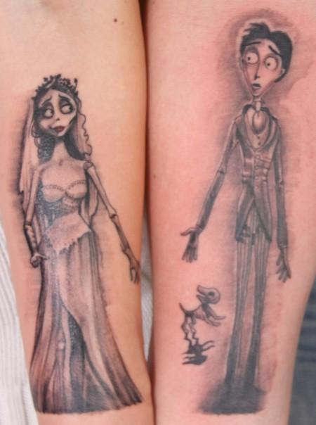 Corpse Bride  (Wir beide)
