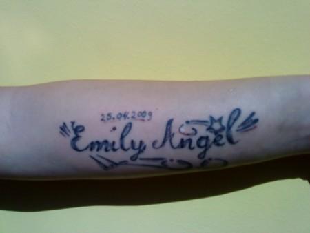 Emily-Angel