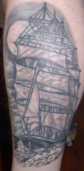 """Tattoo by """"Jr Brazil"""""""
