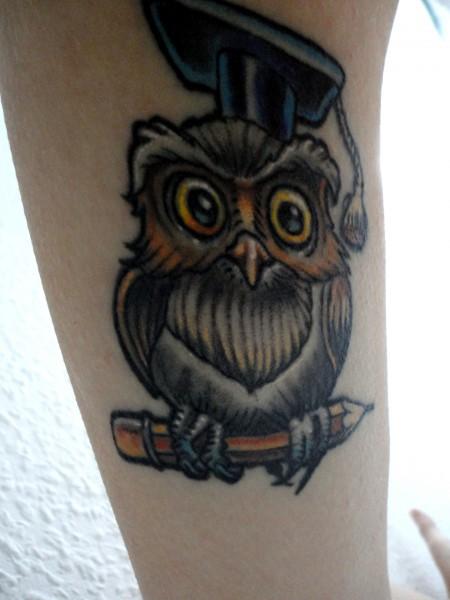 Teacher-Owl