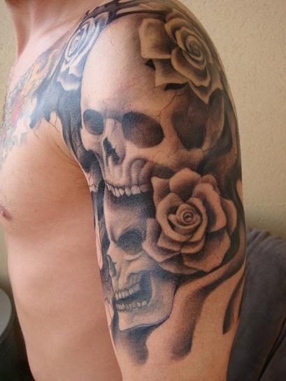 Sascora Skull Tattoos Von Tattoo Bewertungde