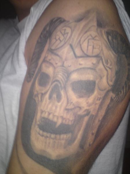 Skull Fc Bayern