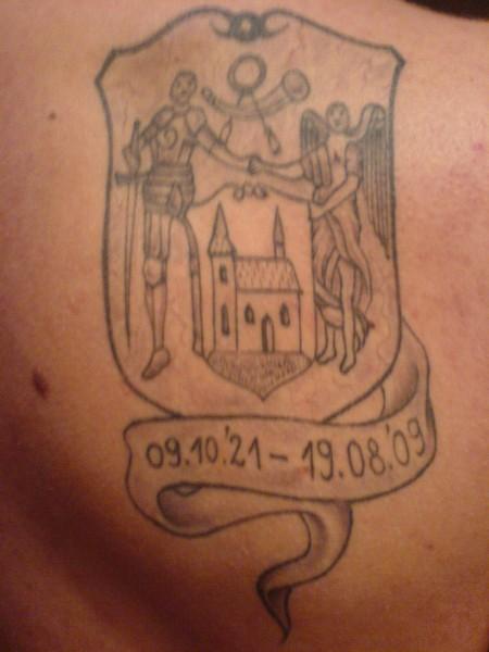 Gedenk Wappen