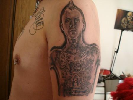 Tattoos ohne Ende