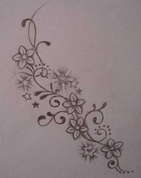 Erweiterungsidee für mein 1. Tattoo...