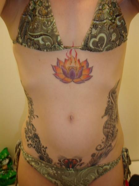tattoos zum stichwort lotus tattoo lass deine tattoos bewerten. Black Bedroom Furniture Sets. Home Design Ideas
